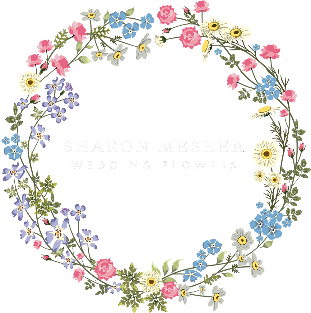 Sharon Mesher Wedding Flowers